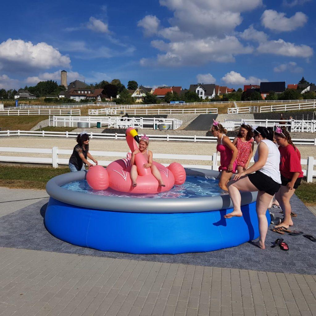 Beachparty – Bitte Einsteigen