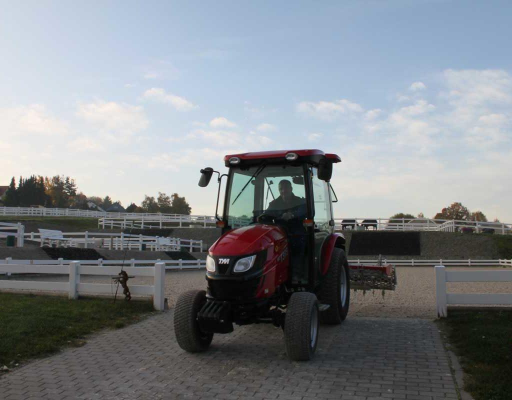 STefan Traktor Klein